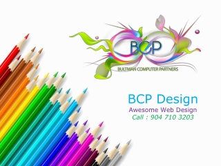 Awesome Web Design Jacksonville