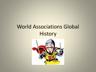 World Associations Global History