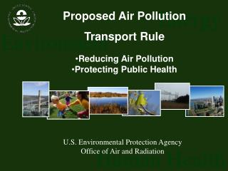 U.S. Environmental Protection Agency Office of Air and Radiation