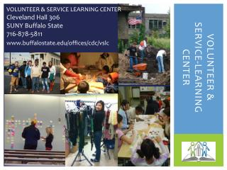 VOLUNTEER & SERVICE-LEARNING CENTER