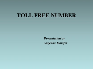are 888 numbers toll free