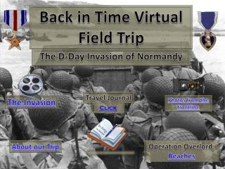 The D-Day Invasion of Normandy