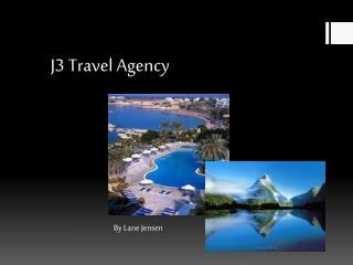 J3 T ravel Agency