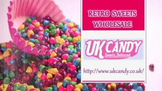 Retro Sweets Wholesale