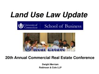 Land Use Law Update