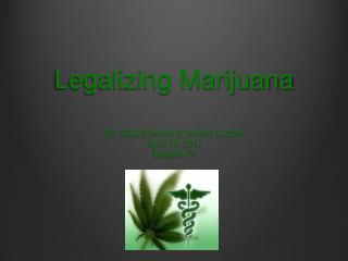 a description of marijuana as a green brown or gray mixture Aren't there different kinds a: marijuana is a green, brown, or gray mixture of dried, shredded leaves, stems, seeds marijuana: medlineplus marijuana contains.
