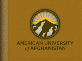 Independent, non-sectarian, not-for-profit coeducational  university based in Afghanistan – no American affiliations
