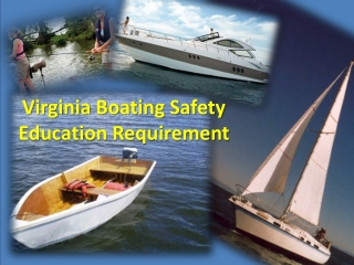 Virginia Boating Safety Education Requirement