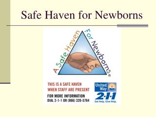 Safe Haven for Newborns
