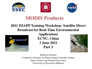 MODIS Products