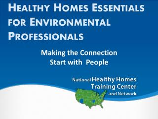 Healthy Homes Essentials for Environmental Professionals