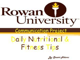 Communication Project