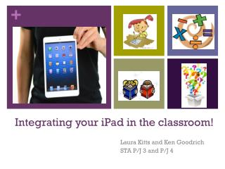 Integrating your  iPad  in the classroom!
