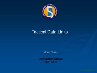 Tactical  Data Links