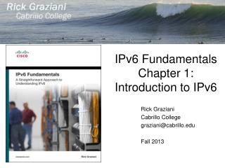 IPv6 Fundamentals Chapter 1: Introduction to IPv6