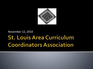 St. Louis Area Curriculum Coordinators Association