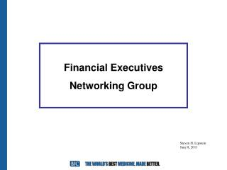Financial Executives Networking Group
