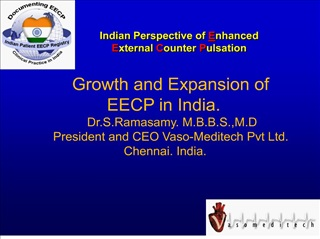 indian perspective of enhanced external counter pulsation