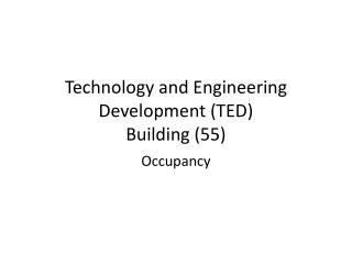 Technology and Engineering Development (TED) Building (55)