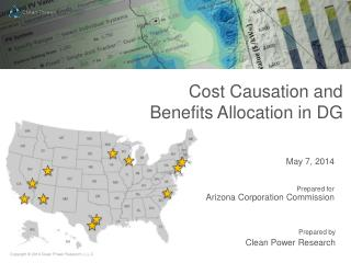 Cost Causation and Benefits Allocation in  DG
