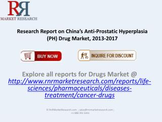 China Anti-Prostatic Hyperplasia Drug Market Research Report