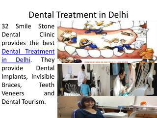 Solve Dental Issue with Us