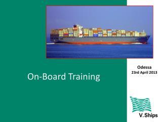 On-Board Training