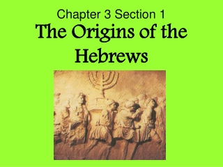 migrations of the 12 tribes of israel