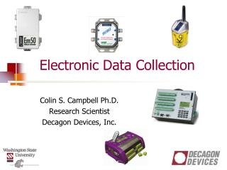 Electronic Data Collection