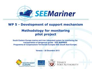 WP 5 - Development of  support mechanism Methodology  for  monitoring p ilot  project