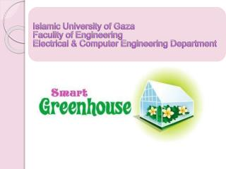 Islamic University of Gaza Faculity  of Engineering Electrical & Computer Engineering Department