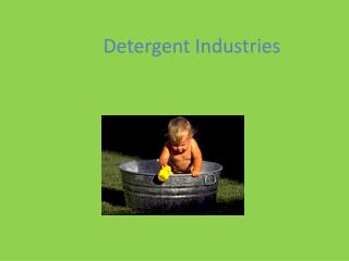 Detergent Industries