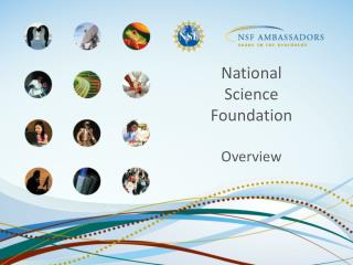 National Science Foundation Overview