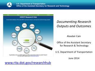 www.rita.dot.gov/researchhub