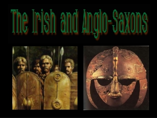 the anglo-saxons and the celts