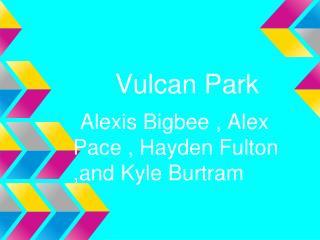 Vulcan Park
