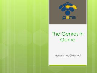 The Genres in Game