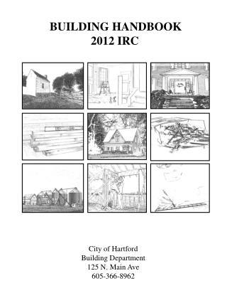 BUILDING HANDBOOK 2012 IRC