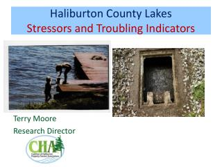 Haliburton County Lakes Stressors and Troubling Indicators