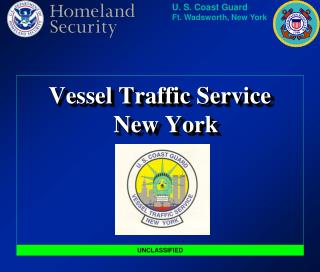 Vessel Traffic Service New York