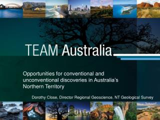 Opportunities for conventional and unconventional discoveries in Australia's Northern Territory