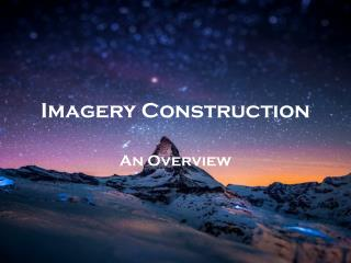 Imagery Construction
