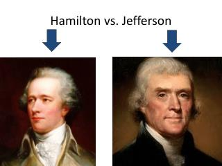 dbq thomas jefferson and alexander hamilton Thomas jefferson alexander hamilton apush study guide 8 a weak confederacy and the constitution documents similar to apush study guide 8-12.