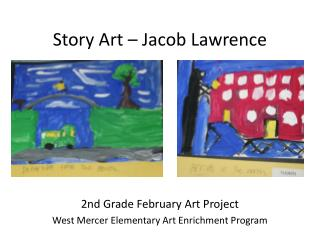 Story Art – Jacob Lawrence