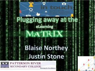 Blaise Northey Justin Stone