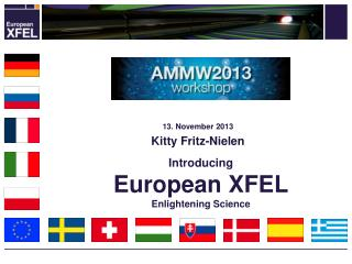 Introducing European XFEL Enlightening  Science