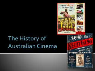 The History of  Australian Cinema