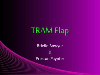 TRAM Flap