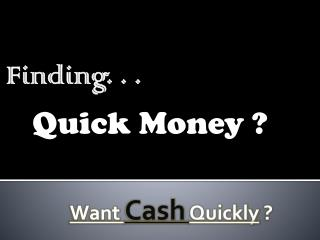Cash Loans BC Instant fiscal Solution for Urgent Needs