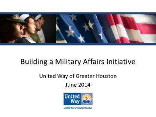 Building a Military Affairs Initiative